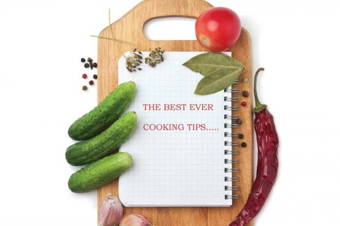 5 Greatest Cooking Tips
