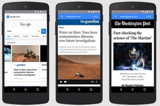 Google Brings AMP For Mobile Search Result