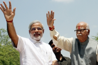 LK Advani proposed as Presidential candidate by Modi, realty or rumour?