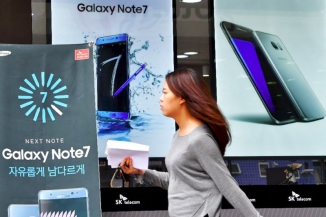 Japan Bans Samsung Galaxy Note 7 From All Airplanes